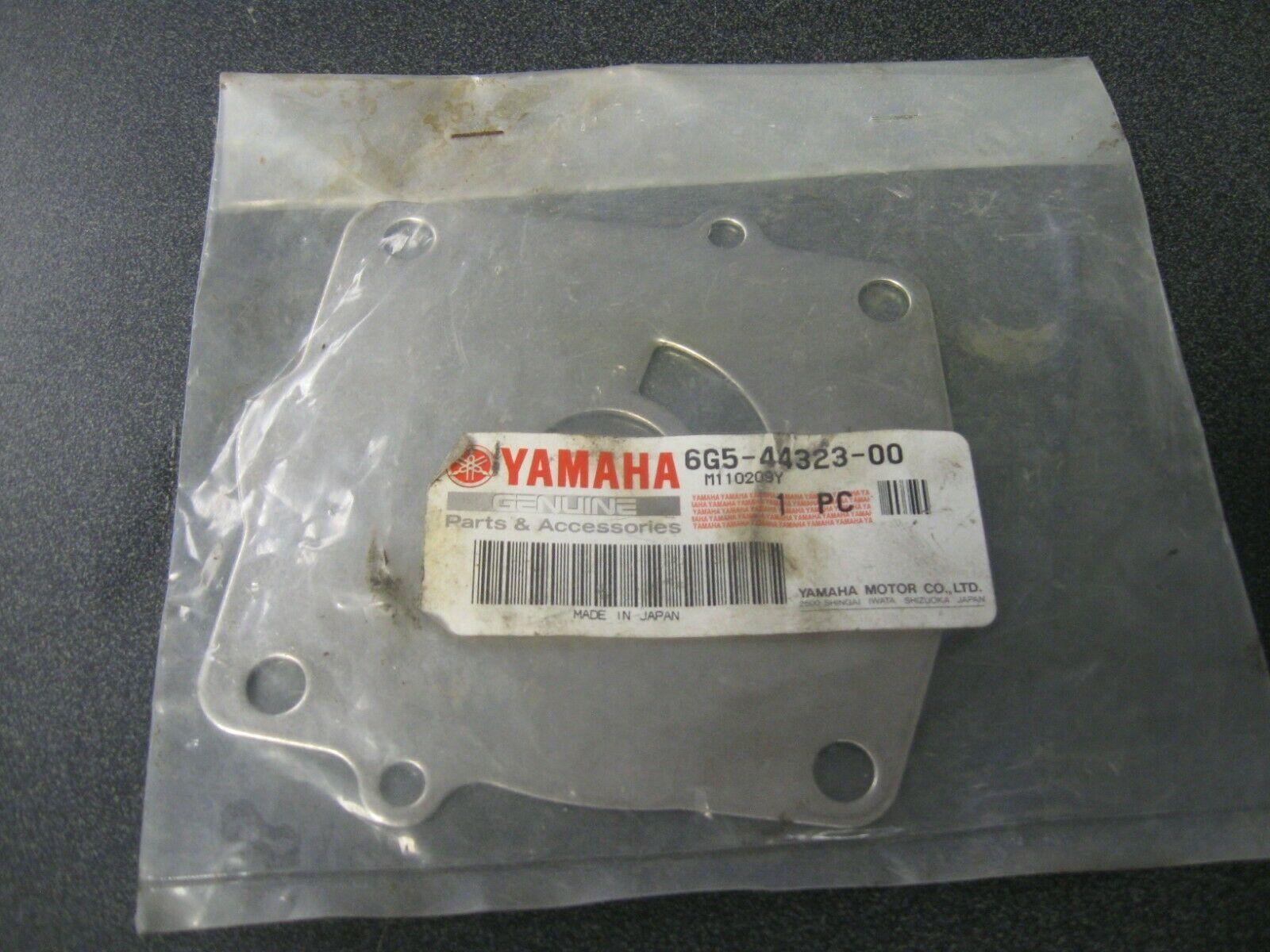 Piastra Esterna Pompa Acqua Yamaha