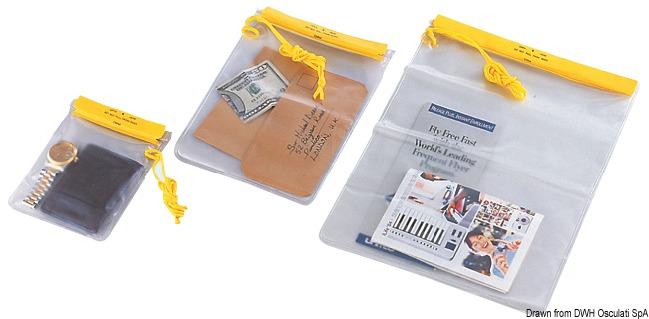 Portadocumenti PVC 178X254 mm - Osculati