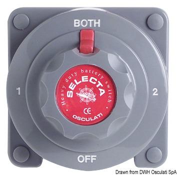 Staccabatterie Deviatore 175A