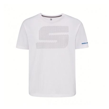 T-Shirt Uomo con Logo Bianco - SeaDoo