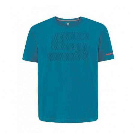 T-Shirt Uomo con Logo Blu - SeaDoo