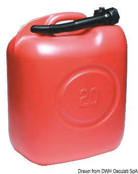 Tanica benzina Eltex 20lt - Osculati
