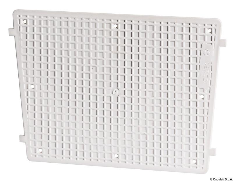 Tavoletta proteggi poppa plastica 30 x 22 cm - Osculati