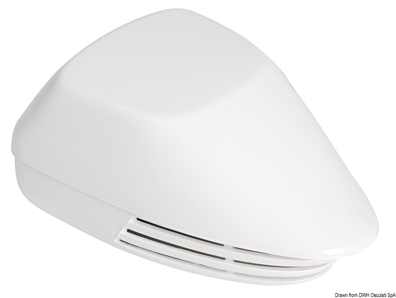 Tromba ABS Bianco 12 V - Osculati