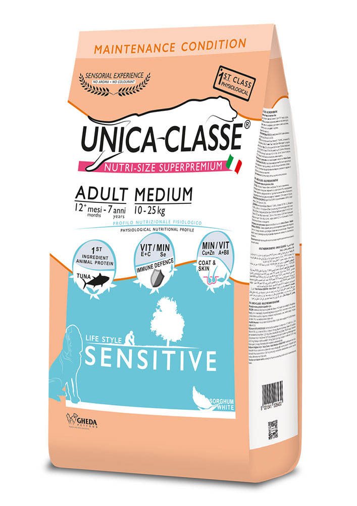 Adult Medium Sensitive