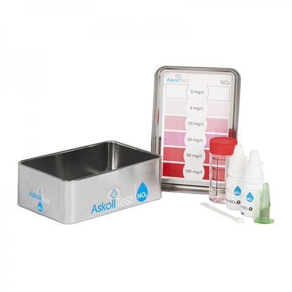 Askoll Test NO3 per la Misurazione dei Nitrati in acqua dolce e marina