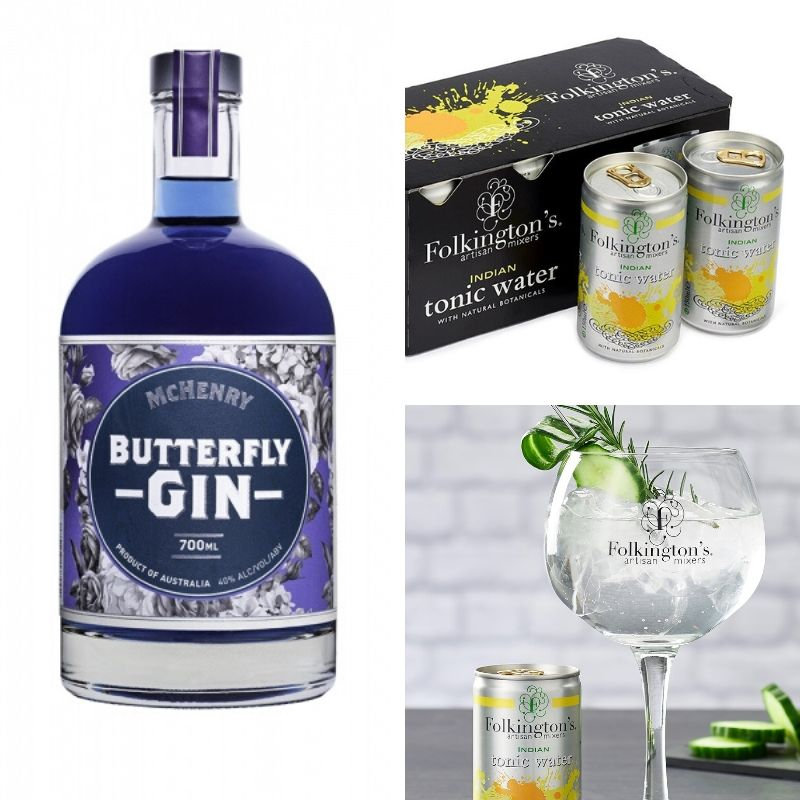KIT Butterfly Gin Tonic