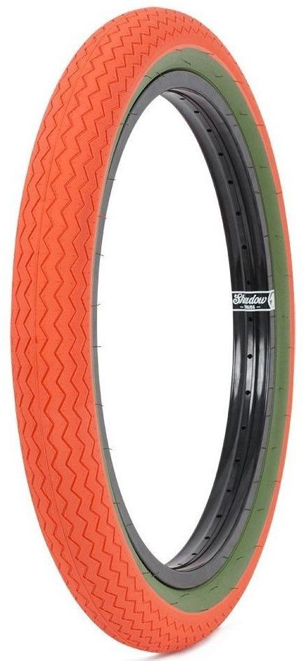 The Shadow Conspiracy Sawtooth Copertone | Colore Orange Green