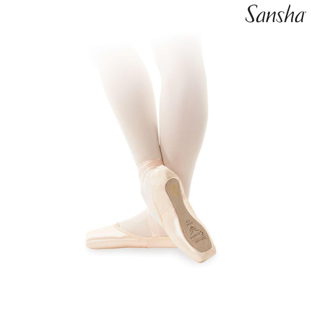Punte Sansha da principianti