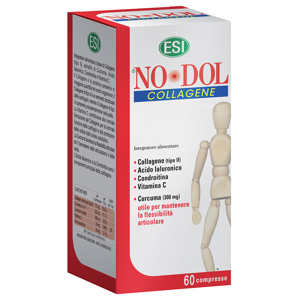 Esi No Dol Collagene 60 Compresse