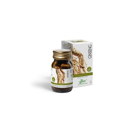 Aboca Ginseng – Concentrato Totale Contiene 50 opercoli