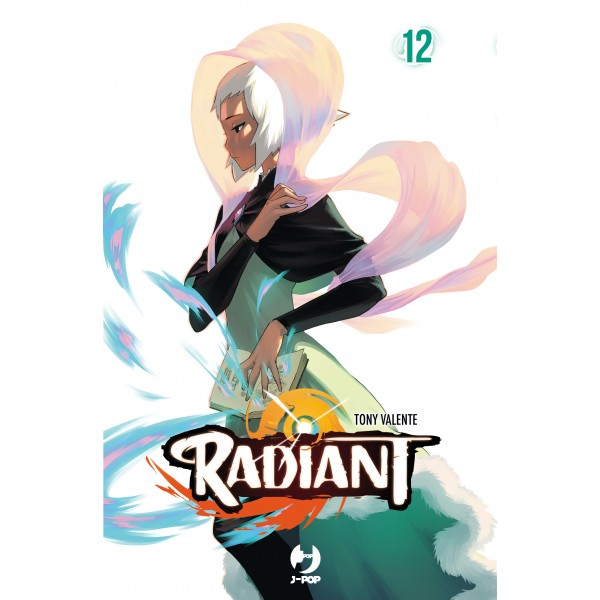 RADIANT 12 ed. j-pop