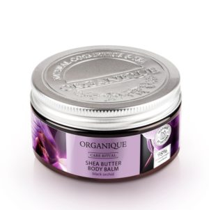 Organique Burro Di Karitè Orchidea Nera 100 ml