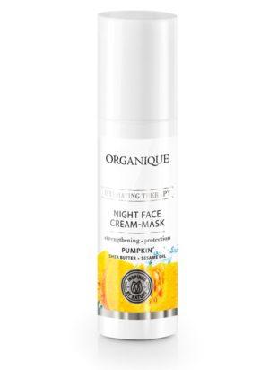 Organique Night Face Cream-Mask Zucca 50ml