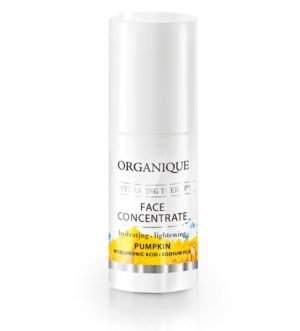 Organique Face Concentrate Zucca 20ml