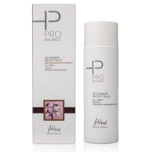 Hinò Shower Body Silk 200 ML