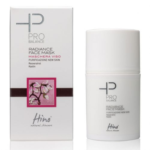 Hinò Radiance Face Mask 50 ML