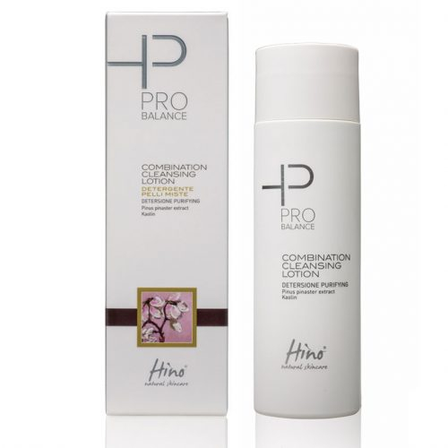 Hinò Combination Cleansin Lotion 200 ML