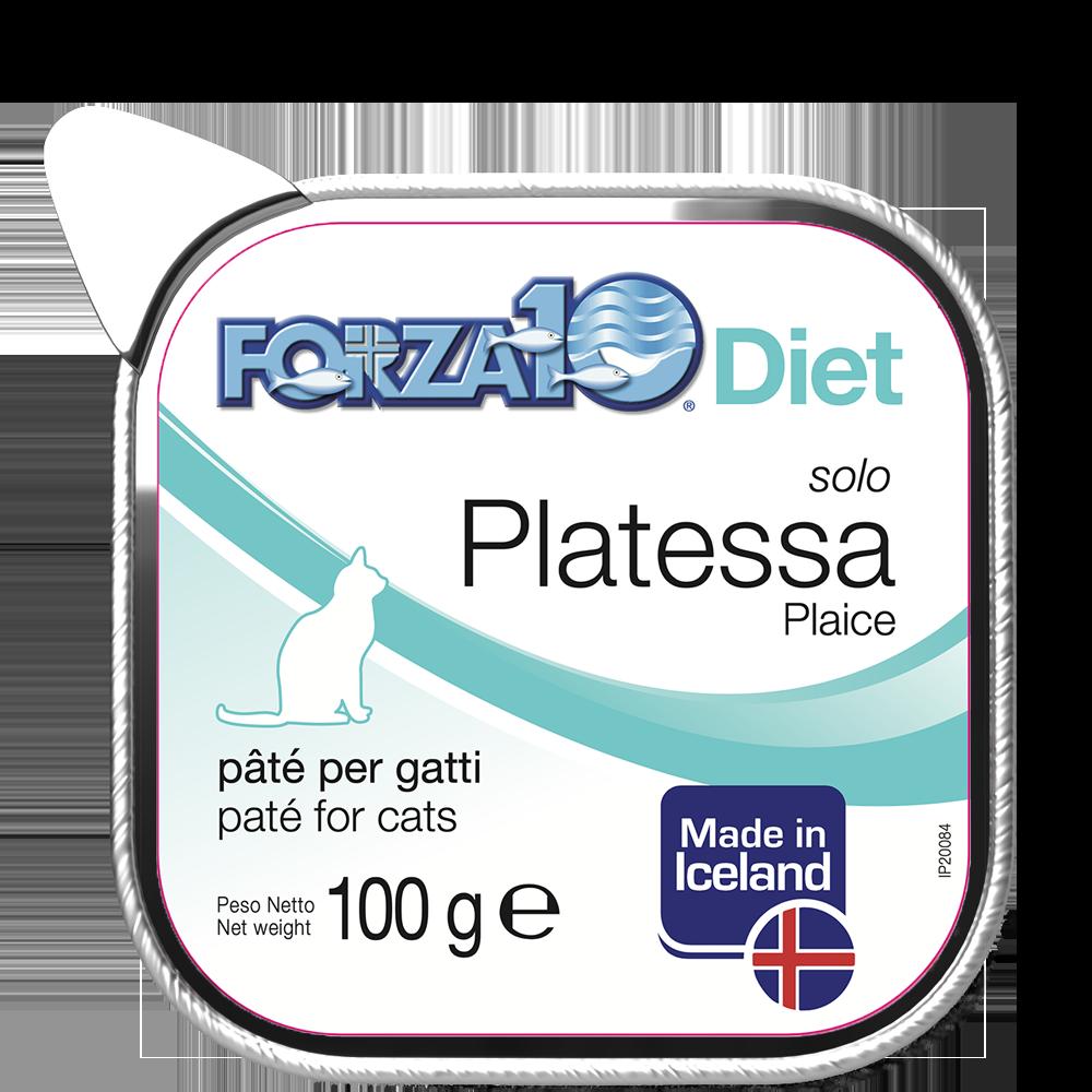 Solo Diet Platessa