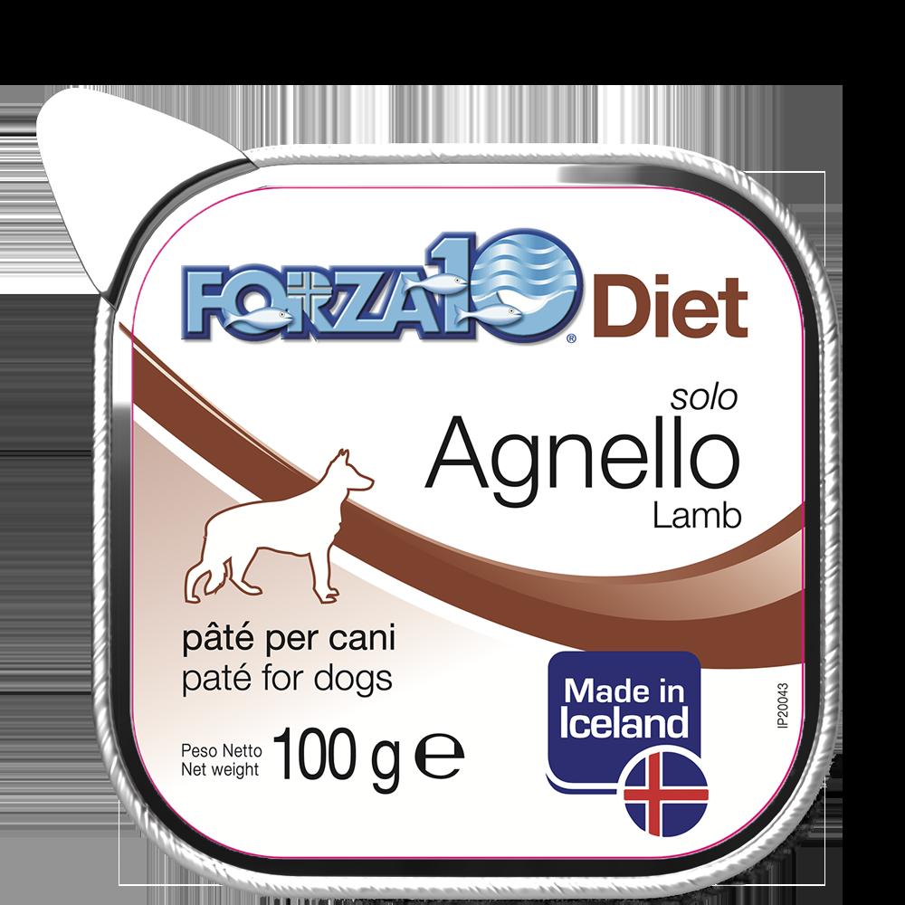 Solo Diet Agnello