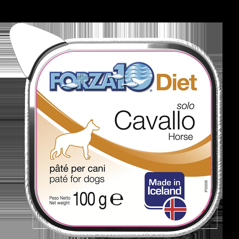 Solo Diet Cavallo