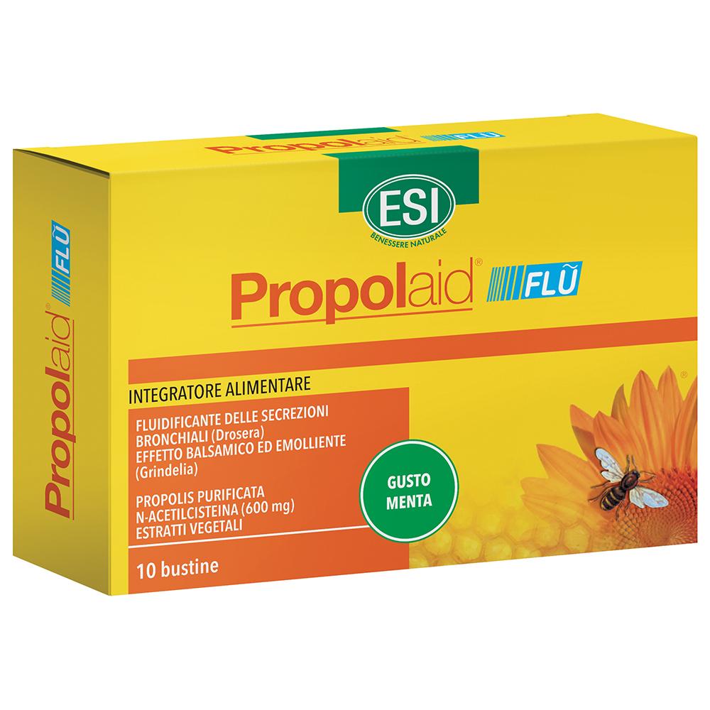 Esi PropolAid Flu 10 Buste