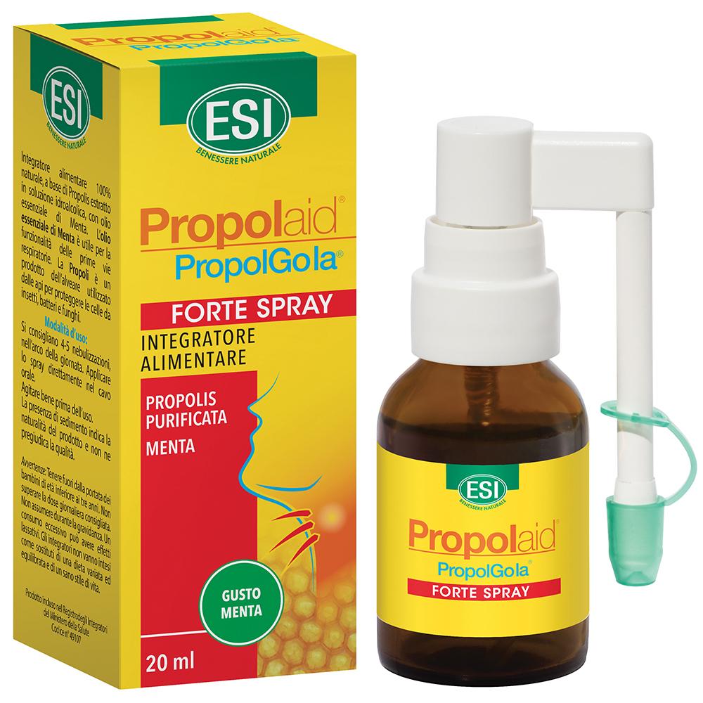Esi PropolGola forte Spray 20 ML