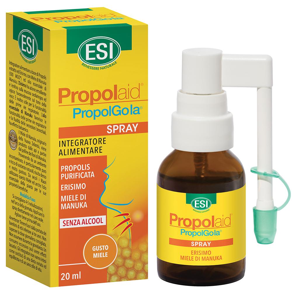 Esi PropolGola Spray Miele 20 ML