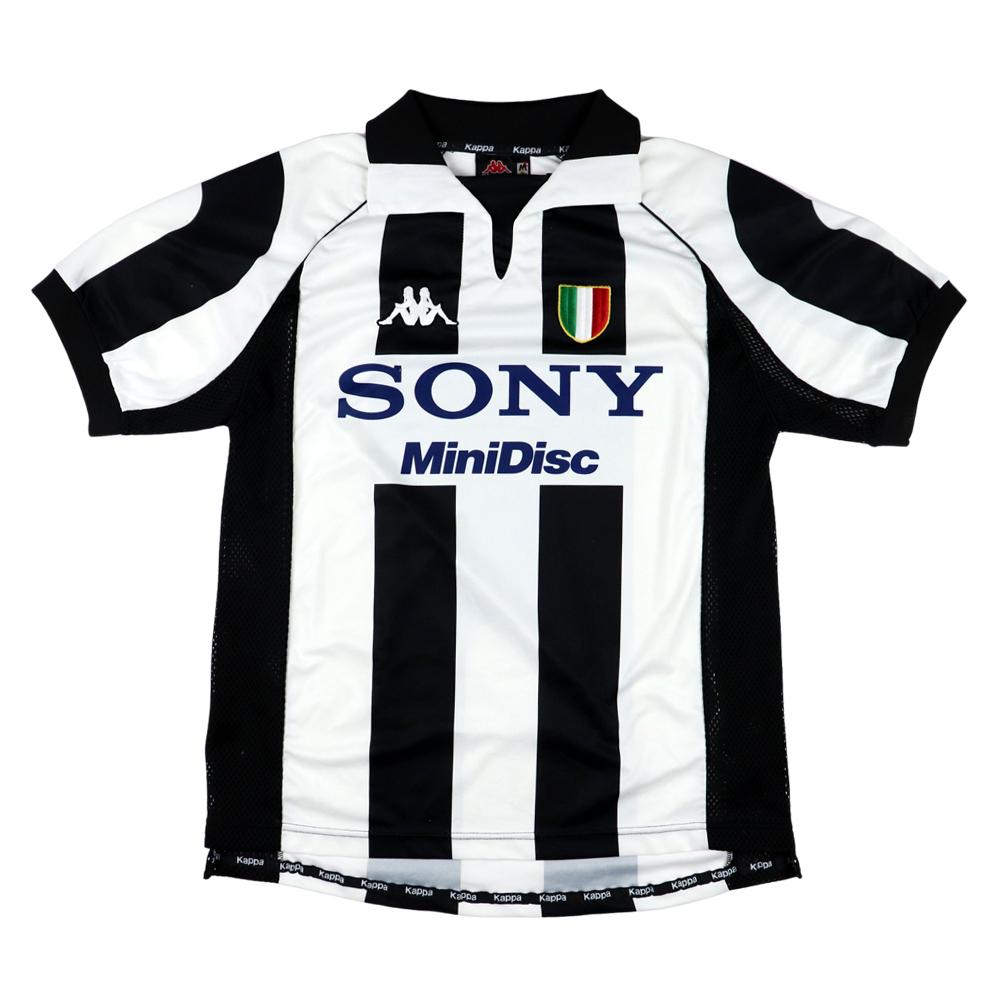 1997-98 Juventus Maglia Home M
