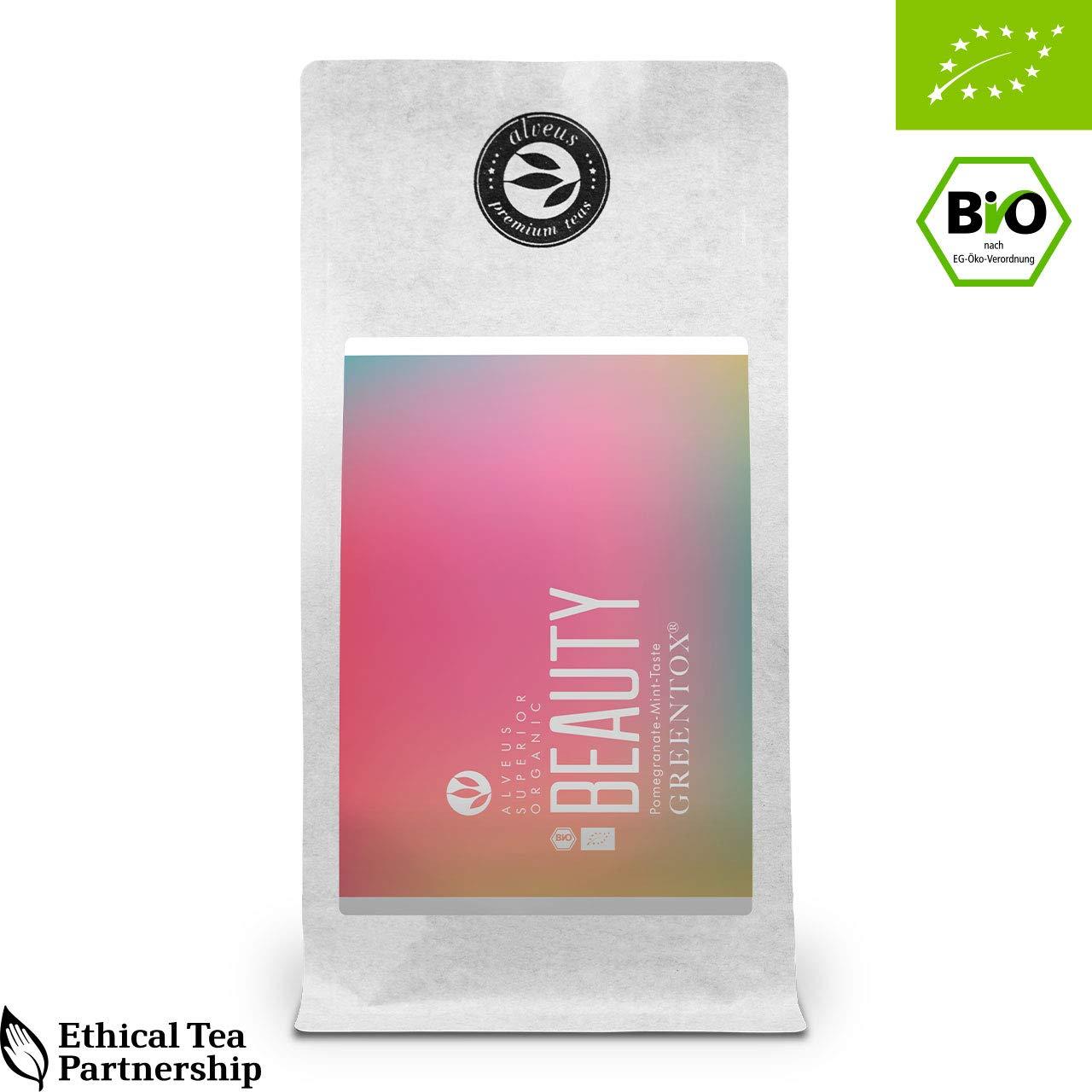 Beauty - GreenTox - Alveus - busta da 100g/33tazze
