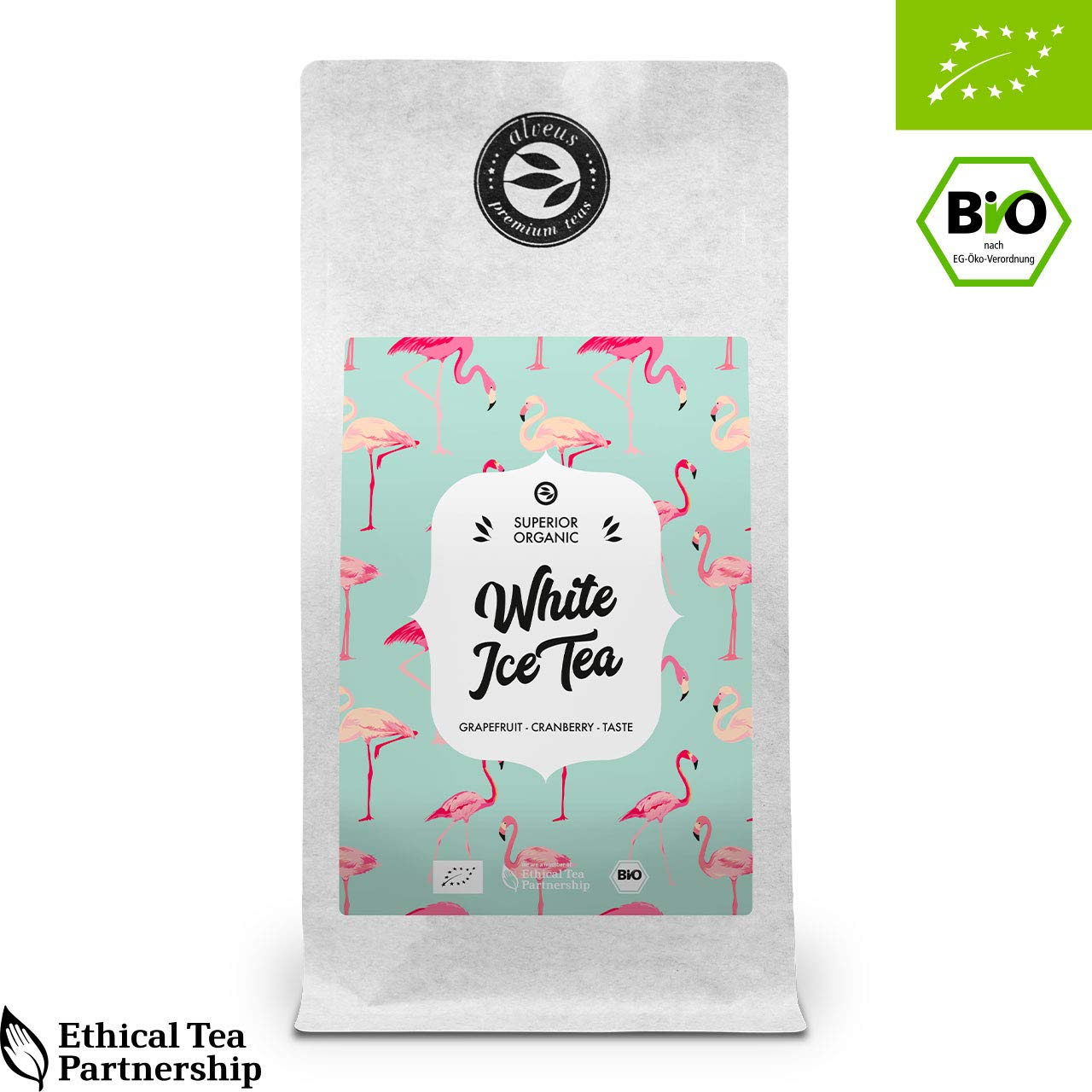 White Ice Tea - Alveus - busta da 100g