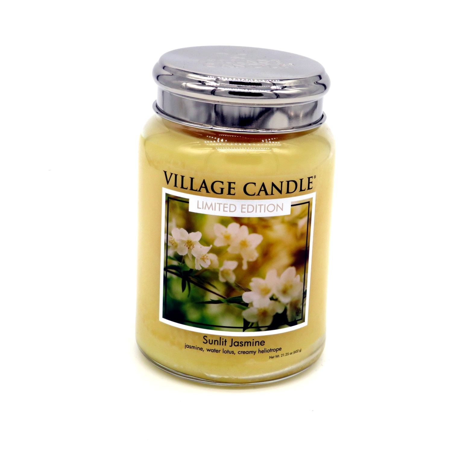 Candela Village Candle Sunlit Jasmine