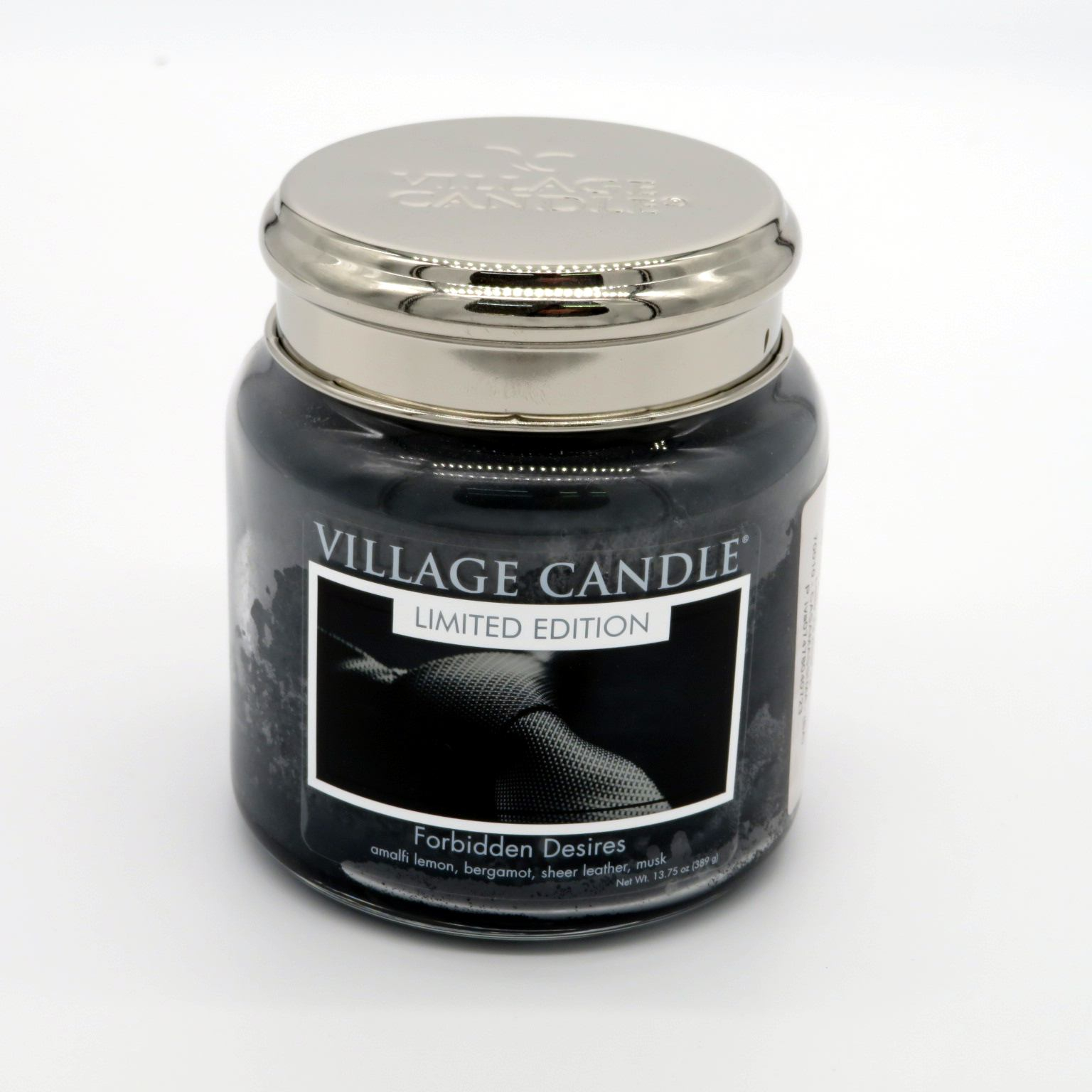Candela Village Candle Forbiden 105 ore