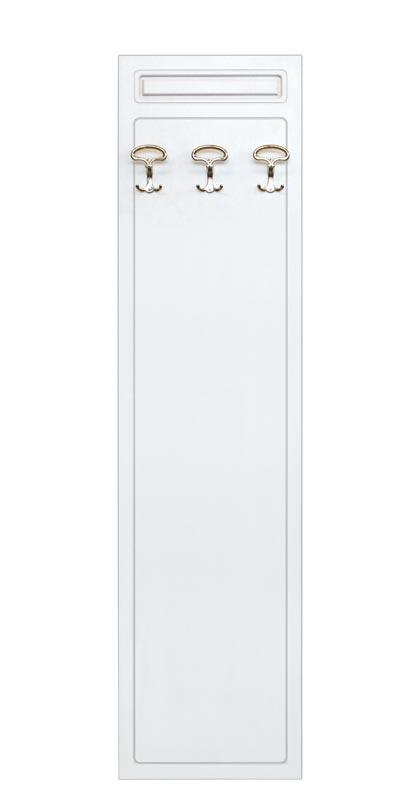 Pannello appendiabiti per ingresso 200 x 50 cm
