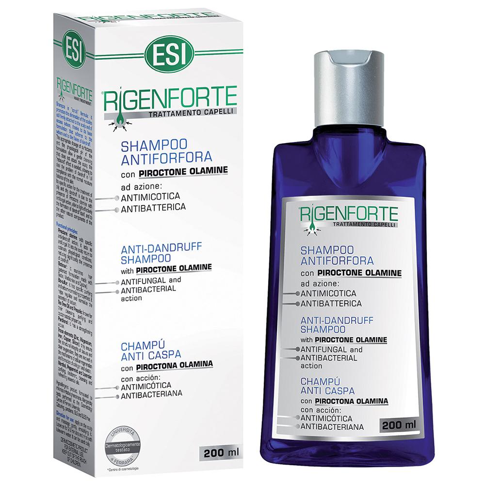 Esi Rigenforte Shampoo Antiforfora 200 ML