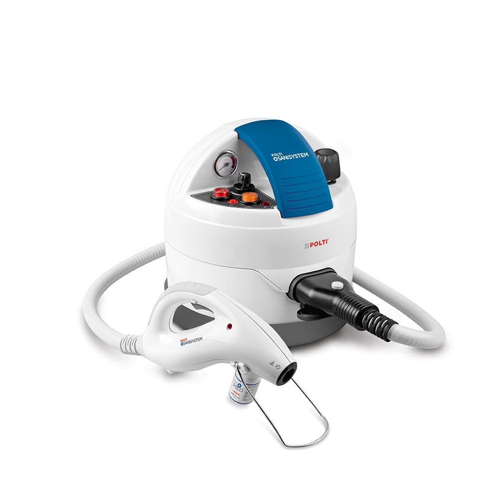 Polti Sani System Business Disinfezione a 180° con vapore secco in grado di uccidere virus, batteri, germi e funghi - 2250 W - PTEU0303