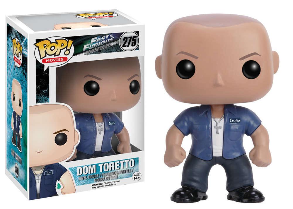 Funko Pop 275: DOM TORETTO Fast & Furious