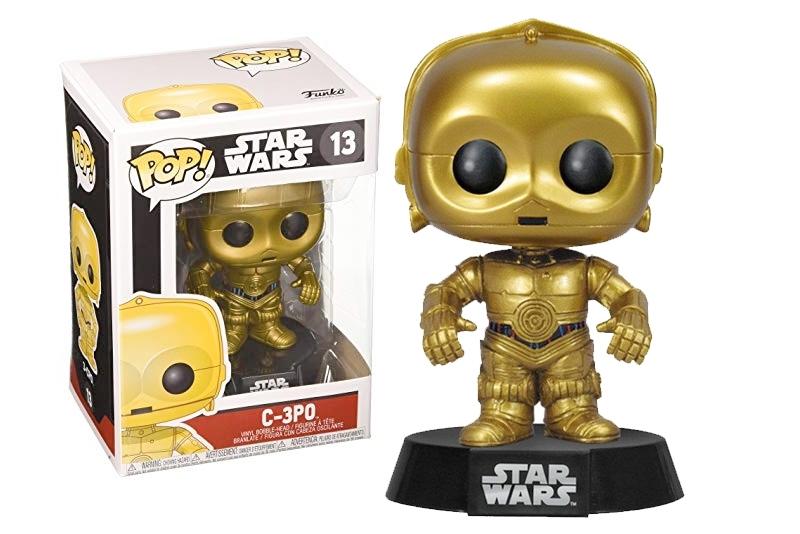 Funko Pop 13: C-3PO Star Wars