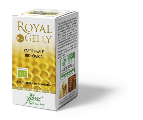 Aboca Royal Gelly Bio Tavolette  da 480 mg ciascuna