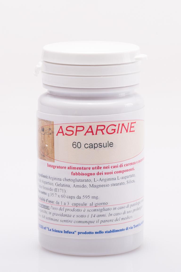 La Scienza Infusa Aspargine 60 Capsule