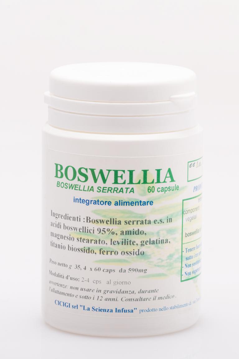 La Scienza Infusa Boswellia 60 Capsule