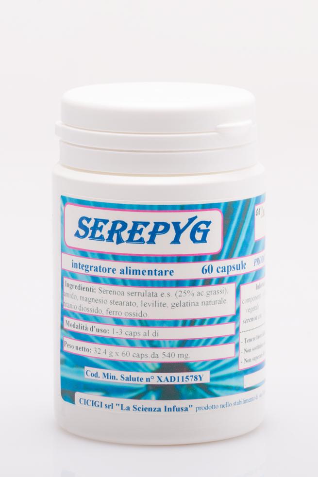 La Scienza Infusa Serepyg 60 Capsule