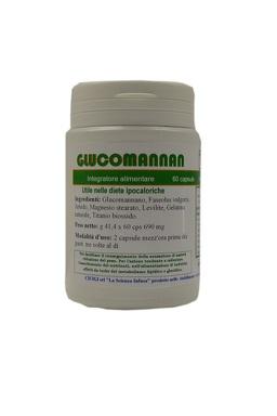 La Scienza Infusa Glucomannann 60 Capsule