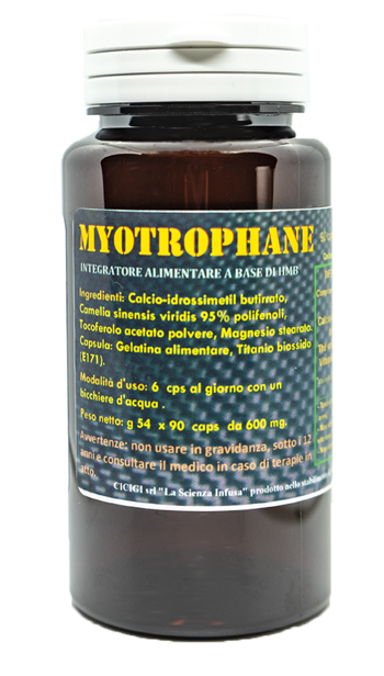 La scienza Infusa Myotrophane 90 Capsule