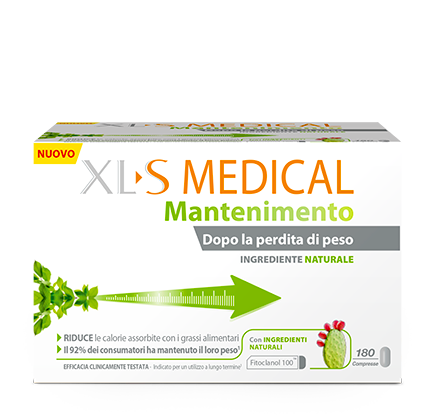 XL-S Medical Mantenimento 180 Compresse