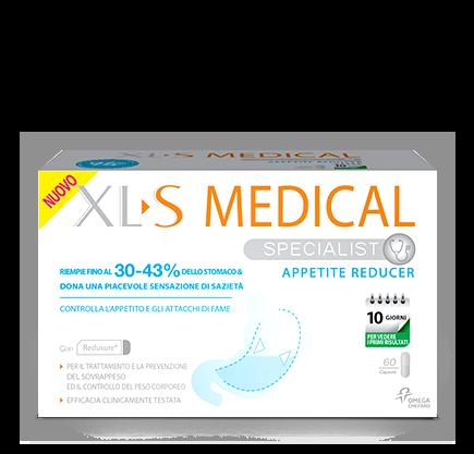 XL-S Medical Appetite Reducer 60 Compresse