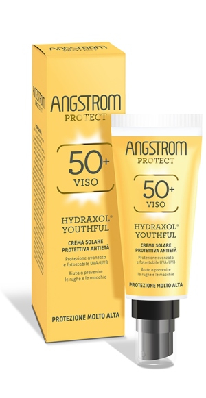 Angstrom crema viso anti-età 50+