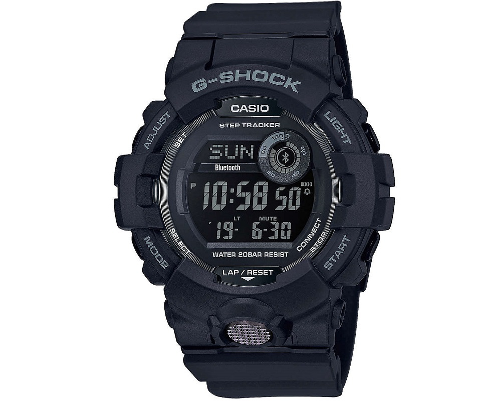 Casio G-Shock cronometro, nero, Bluetooth®