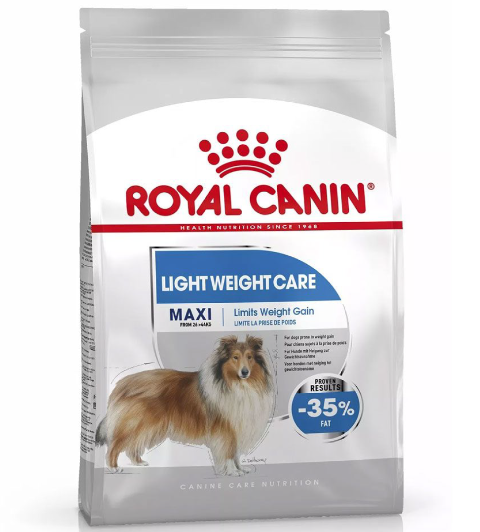 Royal Canin - Canine Care Nutrition - Maxi Light Weight Care 10 kg