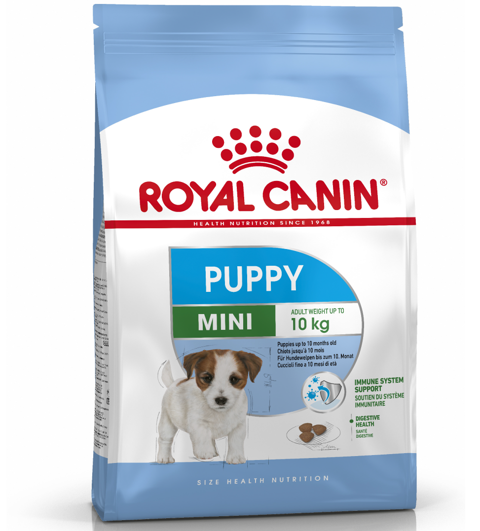 Royal Canin - Size Health Nutrition - Mini Puppy - 8 kg